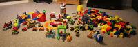 Huge lot of Mega Bloks toys for sale