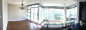 unfurnished 2 bedroom + Den for rent (1048 sq ft)