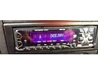 Kenwood MASK KDC-PS9080R CAR CD PLAYER