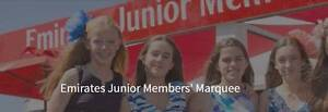 SEEKING to PURCHASE 2 x Stakes Day JUNIOR MEMBERS Marquee Tickets Flemington Melbourne City Preview