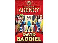 The Parent Agency by David Baddiel, paperback, good condition, pet and smoke free home