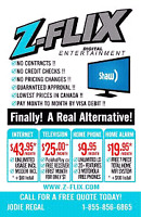 LOWEST PRICES IN WINDSOR FOR INTERNET TV PHONE & SECURITY!