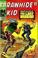Wanted Western Comics