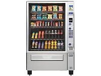 VENDING MACHINES, SNACK, CAN, BOTTLE, CONFECTIONERY, FRESH FOOD