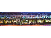 Brass Monkey Cocktail Bar    Part time Bar Tender/Bar Back 15 - 30 hours