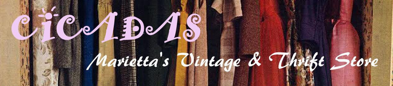 Cicadas Vintage & Thrift Store