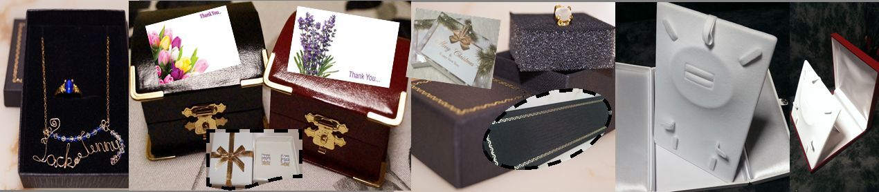 Jewellery Packaging and Provisions