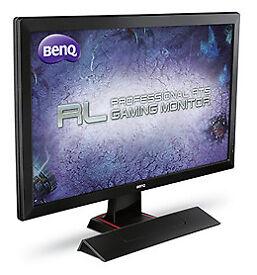 "HD LCD MONITOR - BENQ 24"" - BenQ Gl2450-b 24"" LED LCD Full HD 1080p"