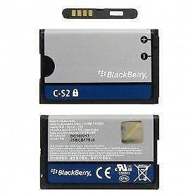 BNIB/BNIP Brand New Authentic Genuine Original OEM BlackBerry Curve 9300 8530 8520 8300 Replacement Li-Ion Battery