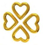 Four Hearts of Gold