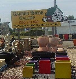 pots at garden sheds galore in melbourne region vic other garden gumtree australia free local classifieds