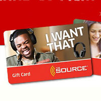 $100 The Source Gift Card- Will sell for $90- Firm