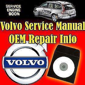 volvo s60 repair manual ebay