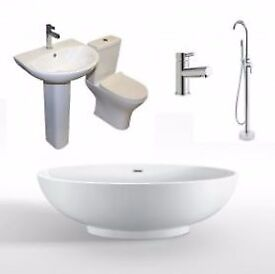 Complete Bathroom Suite for £799