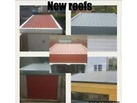 All flat roof probelms and garage roof problems FREE QUOTES