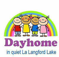 Two Spots in Quiet Family Dayhome (end of Goldstream by Lake)