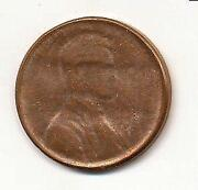 Lincoln Cent Error