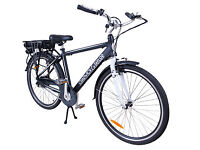 electric bikes brand new, mens and ladies