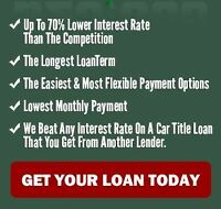 St. John's Best Car Title Loans Company, Bad Credit Loan!