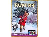RUPERT BEAR ANNUALS - OLD