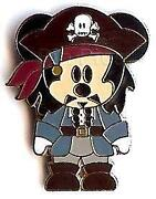 Disney Pirate Pin
