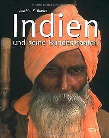 Indien und seine Bundesstaaten von Joachim K. Bautze   Buch   Zustand gut