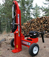log / firewood splitter for rent $85 for 2 days