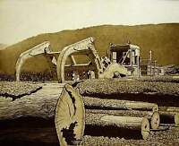Log Loader operator START NOW