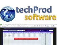 Free Samples - Unique & Innovative Excel Tools(www.techprod.net)