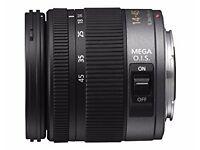 Panasonic 14-45mm H-FS014045 lens
