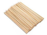 Bamboo Skewers 30cm Set of 100 (Discount pack of 10)