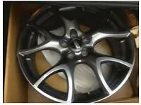 19 inch Alloy wheels