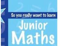 Maths, Science and English tutor