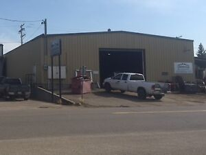PRIME LOCATION - Industrial Shop & Yard For Sale