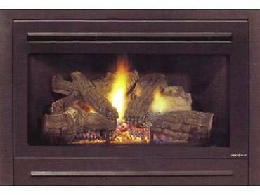 Heat & Glo Gas Fireplace ATS-AU-D Beecroft Hornsby Area Preview
