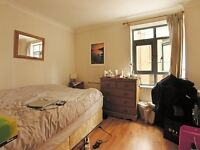 1 Double room with own Bathroom in a shared flat