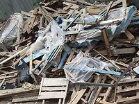 Ramassage de débris et déchets de construction 514-262-7275