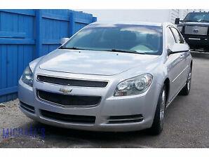2010 Chevrolet Malibu Hybrid - Blutooth, Sunroof, Alloy Wheels