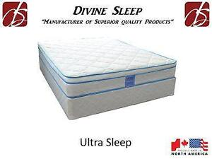 Queen Pillow Top Mattress (MAT209)