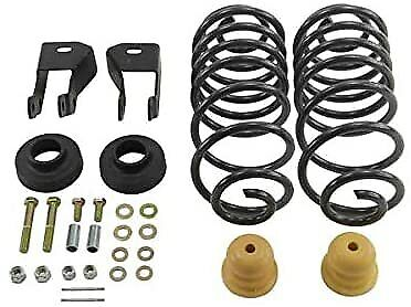 Bell Tech Inc 34324 Rear Pro Coil Spring Set For 2007-2015 Tahoe Yukon Car Parts