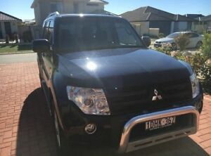 2010 Mitsubishi Pajero RX **12 MONTH WARRANTY** West Perth Perth City Area Preview
