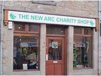 Volunteer vacancies at The New Arc Charity Shop, Ellon