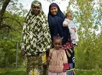 Volunteer with Refugee Families