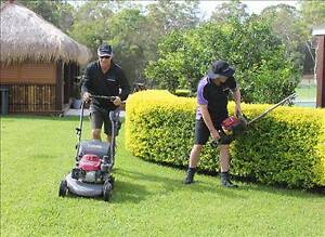 LAWN MOWING & GARDENING SERVICE - Guarantee Income Hobart Region Preview