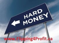 Canadian private HARD money lenders
