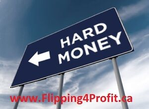 Private hard money lenders, Alberta, Canada