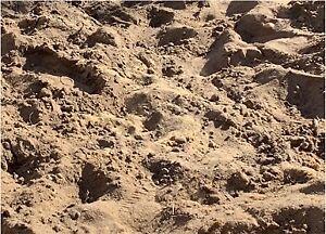 50m cubed Free clean soil