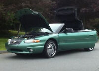 SEBRING CONVERTIBLE FOR SALE call/txt 902-489-5021