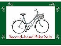 Second hand bike sale