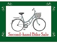 Second hand bike sale